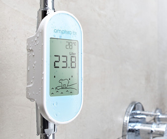 Amphiro - Water and Energy Smart Meter / Shower Motivator