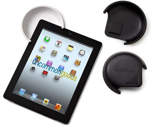 AmplifiEAR - Ear-Shaped iPad Audio Amplifier