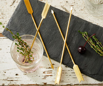 Arrow Stir Sticks / Garnish Skewers