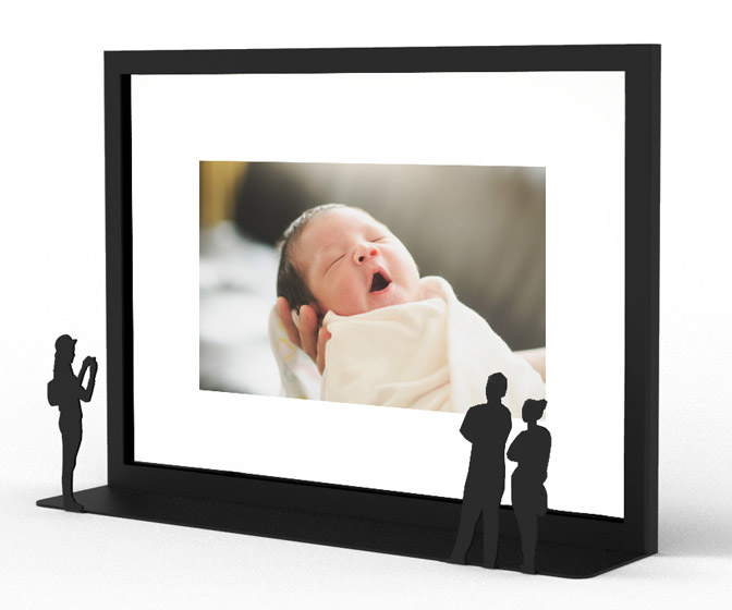 Art Gallery Work Of Art Photo Frame