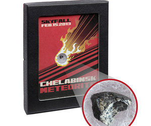 Authentic Chelyabinsk Meteorite Fragment