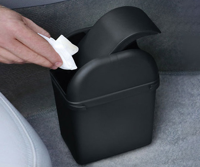 Auto Trash Can