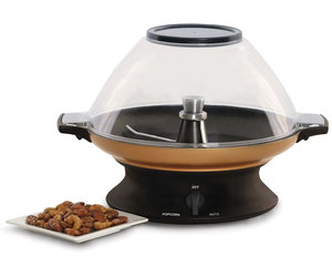 Automatic Nut Roaster and Popcorn Popper