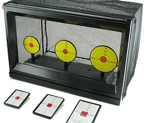 Automatic Shooting Gallery - Every Break Room Needs One!
