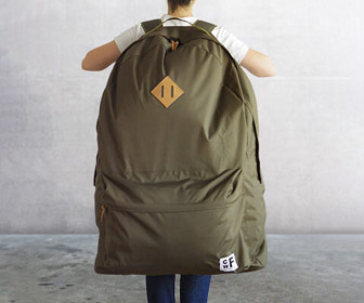 Backpacker's Closet - Giant Backpack