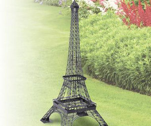 Backyard Eiffel Tower