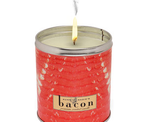 Bacon Candle - Made With Actual Rendered Bacon Fat