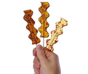 Bacon Lollipops