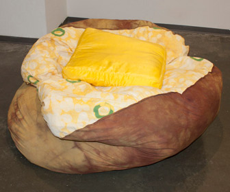 Baked Potato Bean Bag Chair