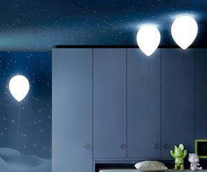 Balloon Lamps