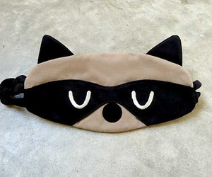 Bandit The Raccoon Sleep Eye Mask