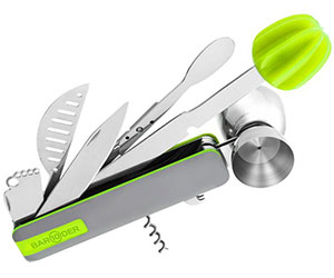 BAR10DER - Ultimate Bartending Multi-Tool