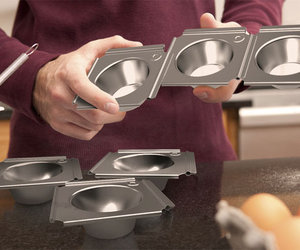 Batch - Individual Connectable Cupcake Tins