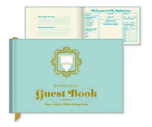 Ice pack secret flask hides in plain sight the green head for Bathroom guest book