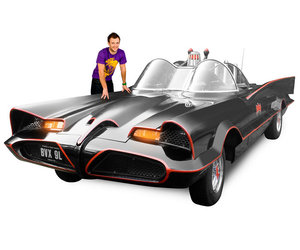 The Batmobile