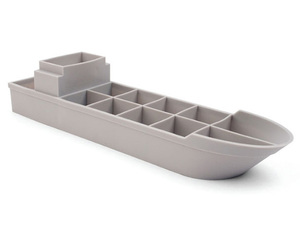 Battleship Ice Cube Tray