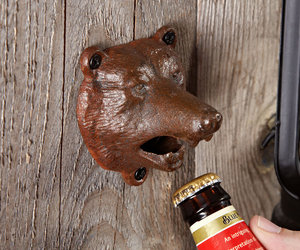 Bear Bite - Wall Mounted Bottle Opener