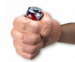 The Beast - Giant Fist Can Koozie