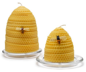 Beehive Candles - Made with Real Beeswax