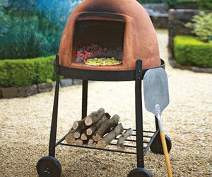 Beehive Wood-Fire Pizza Oven
