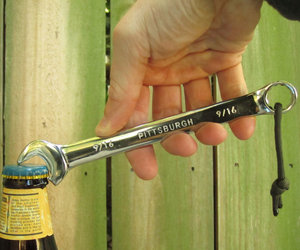The Beer Tool - Wrench Bottle Opener