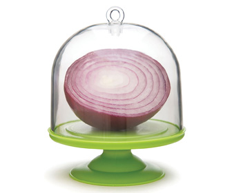 Belle-Fresh Pod - Bell Jar Fruit and Vegetable Keeper