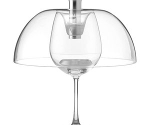 Bettylou Rechargeable Wine Glass Lamp