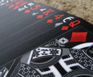 Bicycle Shadow Masters - Black Deck of Playing Cards
