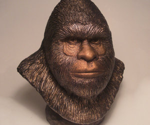 Bigfoot Bust