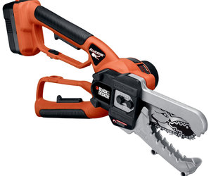 Black & Decker Alligator Lopper - Cordless Clamping Chain Saw