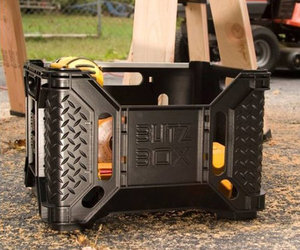 Blitz Box - Portable Storage Box / Shelf