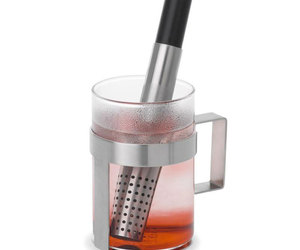 Blomus Teastick - Modern Tea Infuser Brews Single Cup of Tea