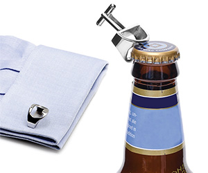 Bottle Opener Cufflinks