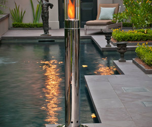 BrasaFire - Indoor Outdoor Fire Pillar