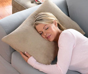 NAP Pillows - A Pillow Designed Just For Naps!