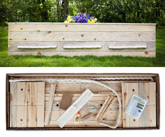 Build-Your-Own Casket Kit