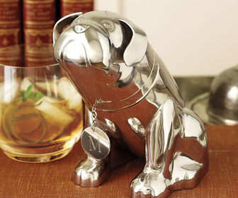 Bulldog Cocktail Shaker