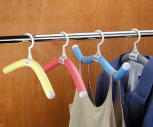 Bumps-Be-Gone Flexible Hangers
