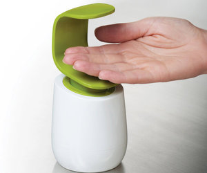 C-Pump - Back-of-the-Hand Hygienic Soap Dispenser