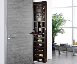 Cabidor - Behind the Door Wine Storage Cabinet