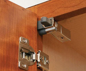 Cabinet Soft Close Hinge Adapters