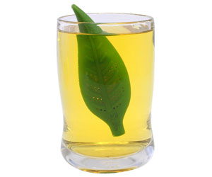 Camellia Leaf - Floating Tea Infuser