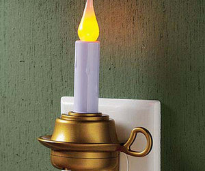 Candle Nightlight