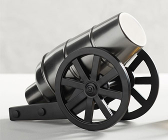Cannon Cocktail Shaker