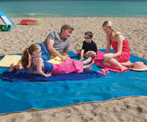 CGear Giant Sandless Beach Mat