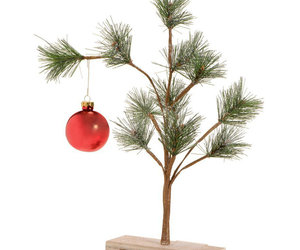 Good Grief! Charlie Brown Pathetic Christmas Tree
