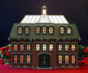 Christmas Advent House Calendar
