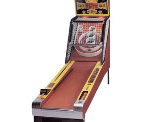 Classic Skeeball Alley