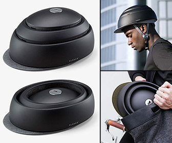 Closca Fuga - Collapsible Bike Helmet