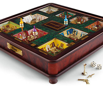 Clue - Luxury 3D Edition